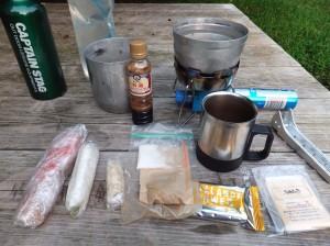 鮭炊き込み茶漬けセット