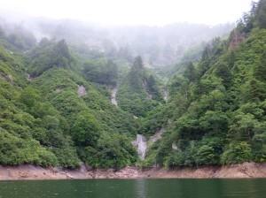 仕入れ沢の滝