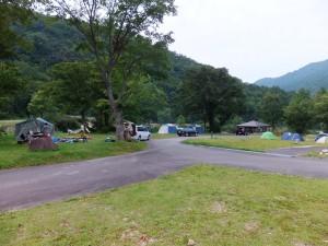 銀山キャンプ場