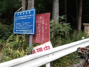 盆堀林道-1