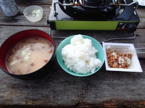 朝食3種ー2