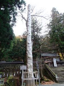 諏訪大社本宮-2