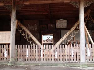 諏訪大社本宮-4