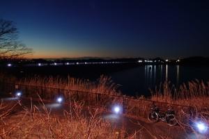 多摩湖・ランドナー