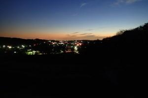狭山夜明け前-1
