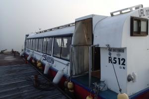 しゅうすい屋ドーム船