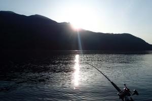 日の出芦ノ湖
