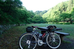 小峰公園全景