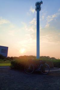 多摩川中央公園日の出 のコピー