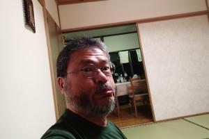 山荘初日-5