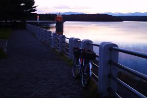 狭山湖夜明けだよ-2