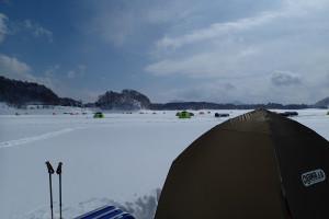 氷上釣り-1