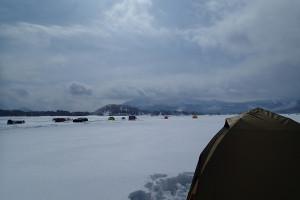 氷上釣り-7